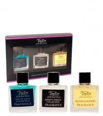 Подарочный набор TAYLOR OF OLD BOND STREET Fragrance gift set 3 x 10мл.