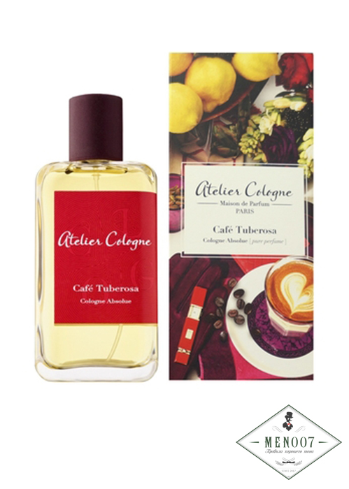 Одеколон ATELIER COLOGNE CAFE TUBEROSA, 100 ml