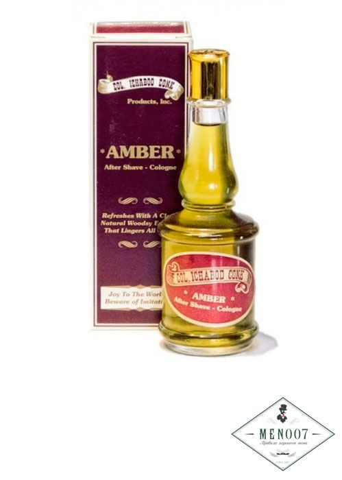 Одеколон Col Conk Amber Aftershave Cologne 118мл.