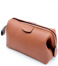 Косметичка мужская Truefitt & Hill Gentleman's Washbag / Tan