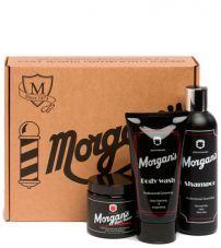 Подарочный набор для ухода за волосами и телом Morgan