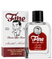 Лосьон после бритья Fine Classic After Shave - Santal Absolute -100мл.