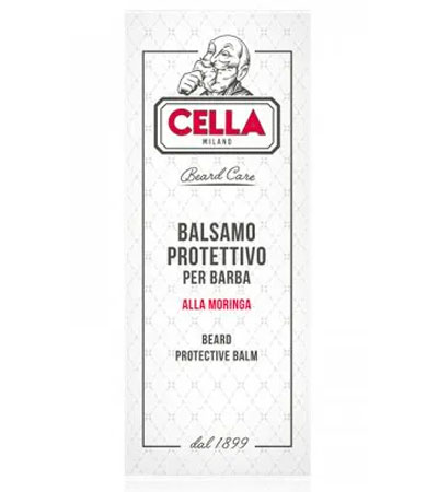 Бальзам для бороды Cella Beard Balm Protective -100мл.