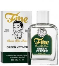 Лосьон после бритья Fine Classic After Shave - Green Vetiver -100мл.