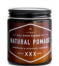 Помада для волос The Mail Room Barber Natural Pomade Cedar & Sandalwood 100 гр