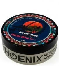 Крем-мыло ARTISAN ACCOUTREMENTS HARVEST MOON PHOENIX SHAVING SOAP 114гр.