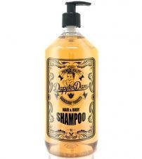 Шампунь и гель для душа Dapper Dan Hair & Body Shampoo - 1000 мл