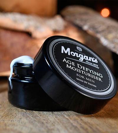 Антивозрастной увлажняющий крем для лица Morgan