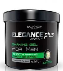 Гель для бритья Elegance Plus Shaving Gel Jupiter - 1000 мл