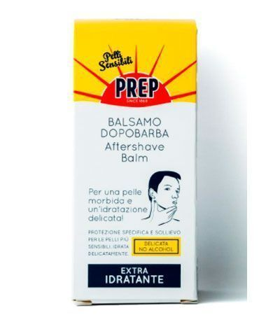 Бальзам после бритья PREP Aftershave Balm Sensitive Skin Tube 75мл.