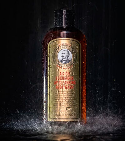 Гель для душа Алкоголь и Табак Captain Fawcett Ricki Hall Booze & Baccy Body Wash -  250 мл
