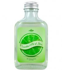 Лосьон после бритья Razorock Essential Oil Of Lime Aftershaving Splash -100мл.