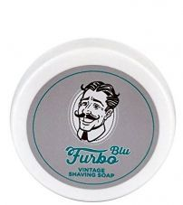 Мыло-крем для бритья Furbo Vintage Blue Shaving Soap -100мл.