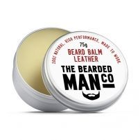Бальзам для бороды The Bearded Man Company, Дубленая кожа, 75 гр