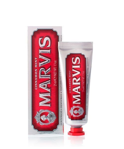 Зубная паста Marvis (мята и корица)Cinnamon Mint Travel Size 25ml