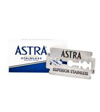 Cменные лезвия Astra Superior Stainless 5шт.