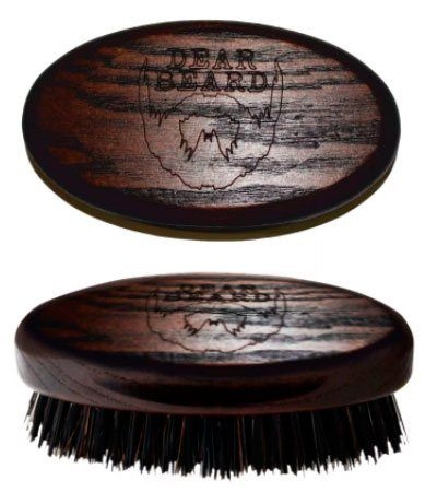 Щетка для бороды Dear Beard mini brush