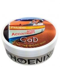 Мыло-крем ARTISAN ACCOUTREMENTS CAD PHOENIX SHAVING SOAP -114гр.