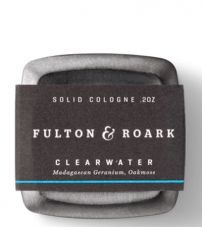 Сухой одеколон Fulton & Roark Свежий аромат CLEARWATER 57 гр