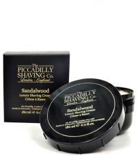 Крем для бритья Piccadilly Shaving Company Sandalwood
