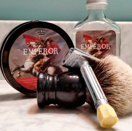 Мыло-крем для бритья Razorock Emperor Shaving Cream Soap 150 Мл