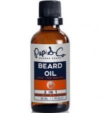Масло для бороды и для бритья Papi & Co Beard Oil - 60 мл