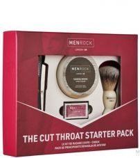 Подарочный набор Men Rock Cut Throat Razor Shaving Gift Set
