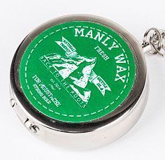 Воск для усов MANLY WAX ORIGINAL FRESH