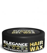 Прозрачный воск Elegance Transparent Hair Wax - 140 гр