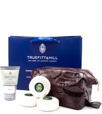 Дорожный набор TRUEFITT & HILL Travel Bag Set West Indian Limes