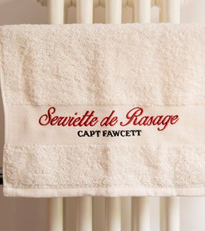 Полотенце для рук Captain Fawcett Hand Towel