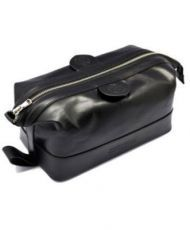 Косметичка мужская Truefitt & Hill Gentlmen`S Wash Bag Black