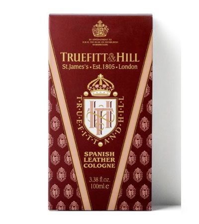 Одеколон Truefitt & Hill Spanish Leather 100мл.