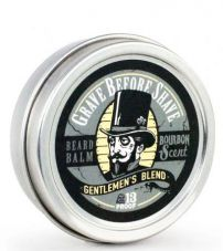 Бальзам для бороды GRAVE BEFORE SHAVE GENTLEMEN'S BLEND 60 Г