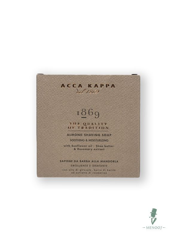 Мыло для бритья Acca Kappa 1869 Sunflower Oil And Shea Butter 150g
