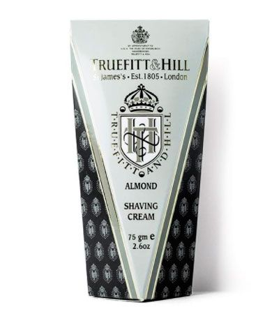 Крем для бритья в тюбике Trufitt & HIll Almond