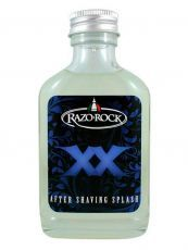 Лосьон после бритья Razorock XX Aftershaving Splash 100 Мл