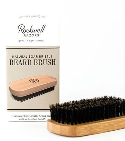 Щетка для бороды Rockwell Beard Brush