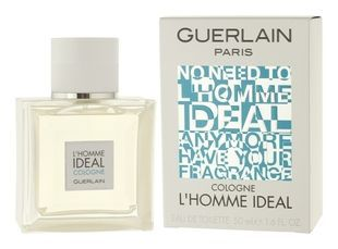 Туалетная вода GUERLAIN L'HOMME IDEAL COLOGNE, 50ml