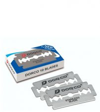 Лезвия сменные Dorco HQ Technology Razor Blades -10шт.