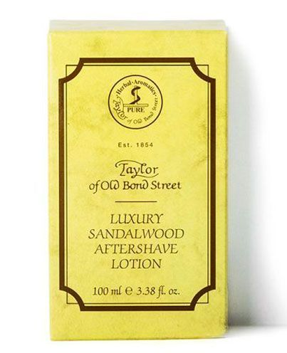 Лосьон после бритья Taylor of Old Bond Street Sandalwood 100мл.