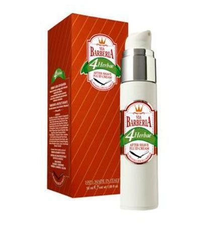 Крем после бритья Via Barberia Herbae After Shave Cream -50мл.