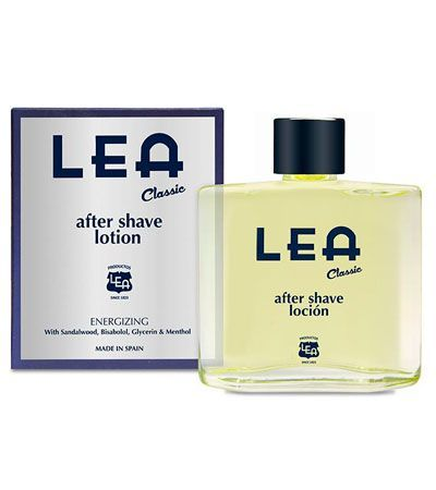 Лосьон после бритья LEA Classic After Shave Lotion - 100мл.