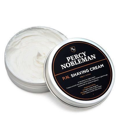 Крем для бритья Percy Nobleman Shaving Cream - 100 мл