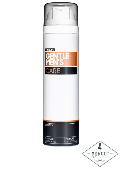 Гель для бритья Tabac Gentle Men's Care Shaving Gel 200мл.