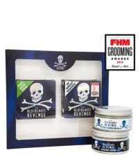 Набор для бритья THE BLUEBEARDS REVENGE SHAVE CREAM & POST-SAVE BALM KIT