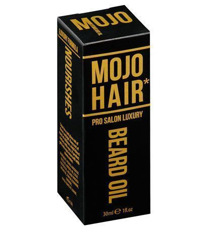 Масло для бороды Mojo Hair Beard Oil - 30 мл