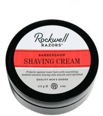 Крем для бритья Rockwell Shaving Cream Barbershop Scent 113 гр.