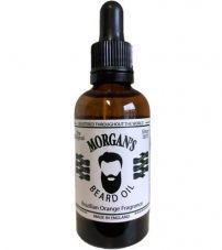 Масло для бороды Morgan's Orange Beard Oil (Апельсин) - 50 мл