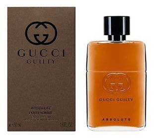 GUCCI GUILTY ABSOLUTE, 50ml